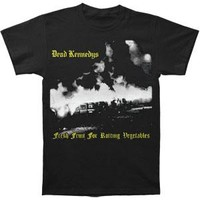 Dead Kennedys Men's  Fresh Fruit T-shirt Black