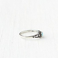 Stacking Stone Rings at Free People Clothing Boutique