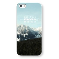 she will move mountains iPhone & iPod case by Sylvia   Casetagram