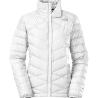The North Face Aconcagua Jacket for Women in White CLE6-FN4