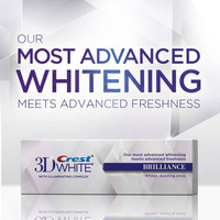 Crest 3D White Brilliance Toothpaste Mesmerizing Mint | Walgreens