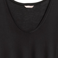 H&M+ Jersey Top - from H&M