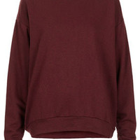 Curve Hem Sweat - New In This Week  - New In