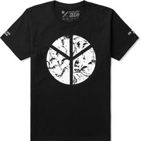 Black No Peace T-Shirt