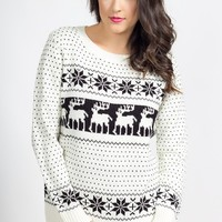 Christmas Time Sweater $35.00