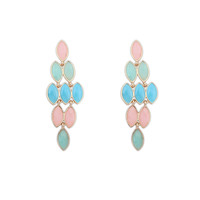 Bohemia Tassels Earrings [4920477124]