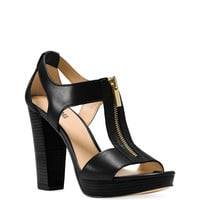 Shoes | Women's Shoes | Berkley Platform Leather Sandals | Lord and Taylor