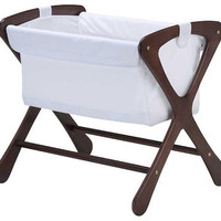 Scandinavian Child Classic Baby Bassinet - Modern - Cribs - by spunkysprout.com
