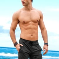 Sauvage Workout Surf Shorts - Designer Activewear