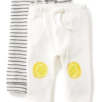 Jersey-Legging 2-Pack for Baby | Old Navy