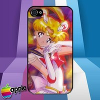 Sailor Moon Cute Girl iPhone 4 or iPhone 4S Case
