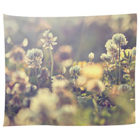 Field Of Wildflowers Tapestry