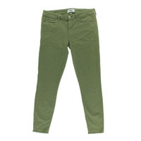 Paige Womens Verdugo Mid-Rise Ultra Skinny Ankle Pants