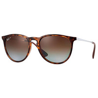 Ray Ban RB4171F 710/T5 54 54mm Tortoise Brown Gradient Polarized