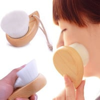 Nylon Hair Face Deep Cleansing  Pro Face Care  Head Cosmetics Tools