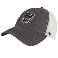 Oakland Raiders - Logo Caprock Canyon Stretch Cap