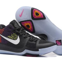 Nike Kyrie Irving 3 Colorful Sport Shoes US7-12-1