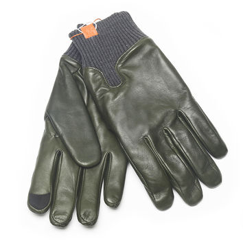 Leather Touch Screen HONNS Glove