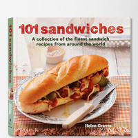 101 Sandwiches By Helen Graves  - Urban Outfitters