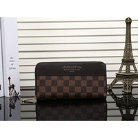 LV Women Man Leather Purse Wallet H-MYJSY-BB Tagre™