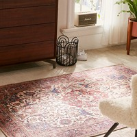 Lily Printed Rug   Urban Outfitters