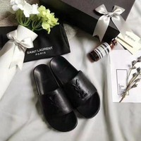 YSL Fashion Women Sandal Slipper Shoes