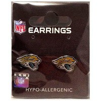 Jacksonville Jaguars Stud Earrings