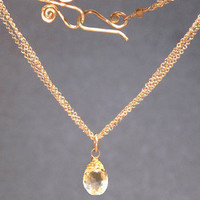 Necklace 277 - GOLD