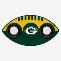 Green Bay Packers 2-Way Football Diztracto Spinnerz