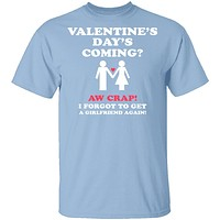 Valentines Day's Coming T-Shirt