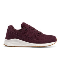 New Balance - 530 Lux Suede (M530PRC) - Supernova Red