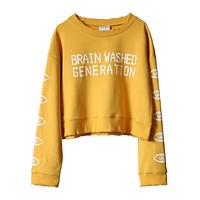 Brain Washed Generation Pullover