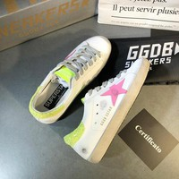 Golden Goose Ggdb Superstar Sneakers Reference #a10710 - Best Deal Online