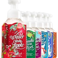 6-Pack Gentle Foaming Soap Holiday Traditions