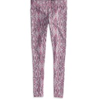 AE Ikat Printed Legging | American Eagle Outfitters