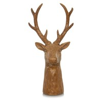 George Home Stag's Head Ornament | Home & Garden | George at ASDA