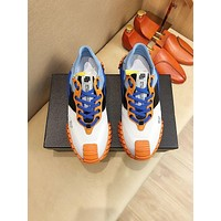Gucci Men Fashion Boots fashionable Casual leather Breathable Sneakers Running Shoes-1362