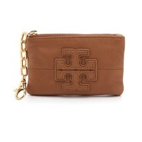 Tory Burch Stacked T Zip Coin Wallet | SHOPBOP