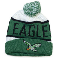 Philadelphia Eagles Calgary Knit Hat with Pom