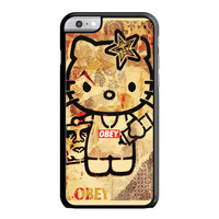 Obey Hello Kitty iPhone 6 Case