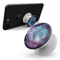 Trippy Space - Skin Kit for Pop Sockets and other Smartphone Extendable Grips & Stands