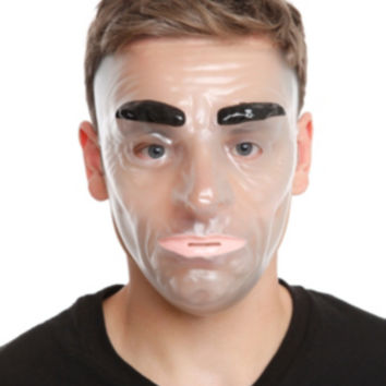 Clear Guy Face Mask