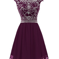 Homecoming Dress Short Prom ParTy Gown pst0850