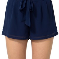 So Soft Belted Short