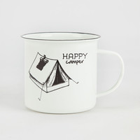 WENDYLOU Happy Camper Mug | Kitchen