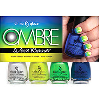 China Glaze Ombre - Wave Runner :: Nail Polish Sets :: Sets :: Cherry Culture