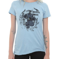 How To Train Your Dragon Toothless Girls T-Shirt