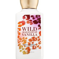 Bath & Body Works Wild Madagascar Vanilla Body Lotion 8 Fl Oz.
