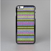 The Colorful Knit Pattern Skin-Sert for the Apple iPhone 6 Plus Skin-Sert Case