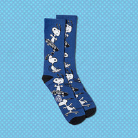 Vans x Peanuts Crew Sock | Shop At Vans